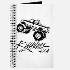 Ruthless 4x4 Monster Truck Journal