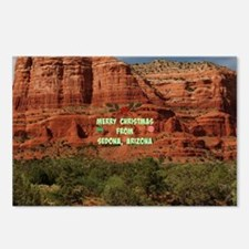 Merry Christmas from Sedo Postcards (Package of 8)