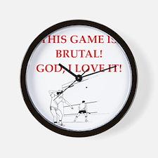 handball Wall Clock
