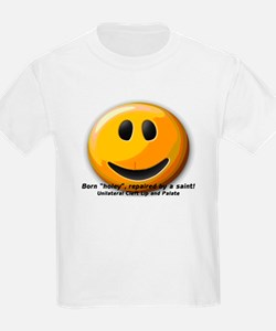 unilateral Cleft T-Shirt
