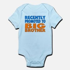 Recently Promoted To Big Brother Body Suit