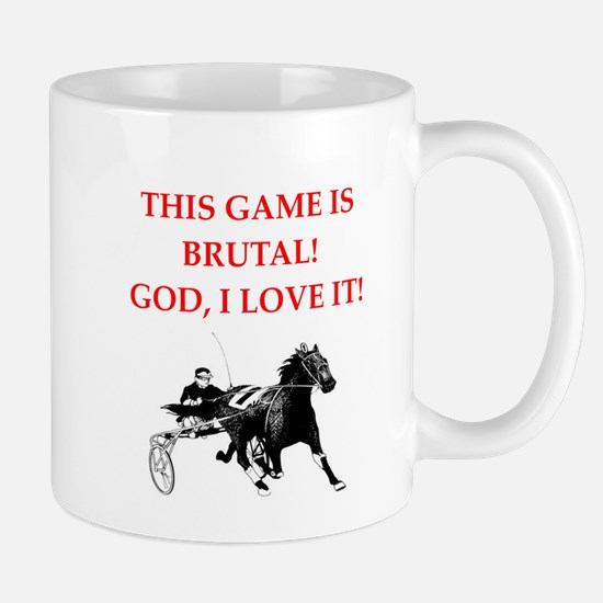 harness racing Mugs