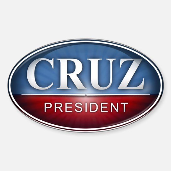 Ted Cruz for President 2016 Decal