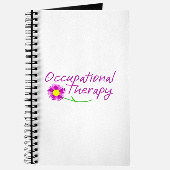 Occupational Therapy Hand Flower Journal