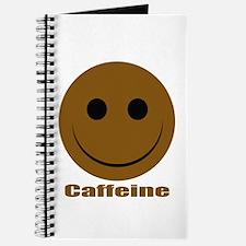 """Caffeine Smiley"" Journal"