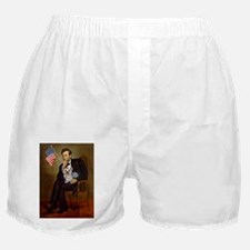 Lincoln & Yorkie Boxer Shorts