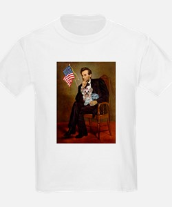 Lincoln & Yorkie T-Shirt