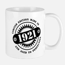 LIMITED EDITION MADE IN 1921 Mugs