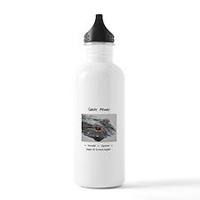 Alligator Animal Totem Gifts Water Bottle