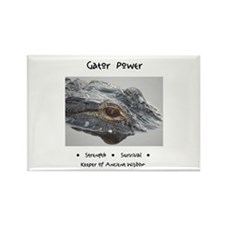 Alligator Animal Totem Gifts Magnets