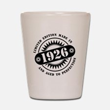 LIMITED EDITION MADE IN 1926 Shot Glass