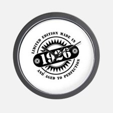 LIMITED EDITION MADE IN 1926 Wall Clock