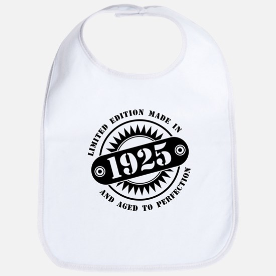 LIMITED EDITION MADE IN 1925 Bib