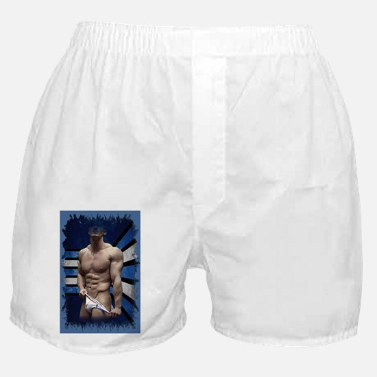Unique Gay flag Boxer Shorts