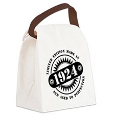LIMITED EDITION MADE IN 1924 Canvas Lunch Bag