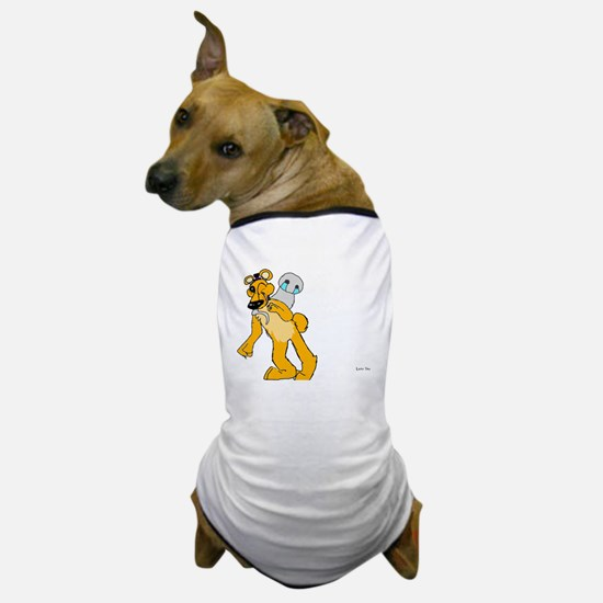 Golden freddy Dog T-Shirt