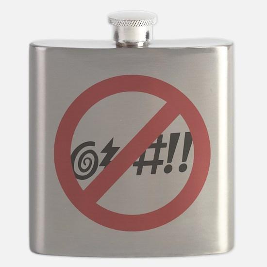 Virginia @#!! Flask