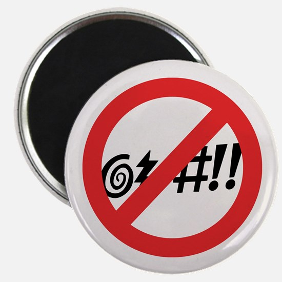 "Virginia @#!! 2.25"" Magnet (10 pack)"