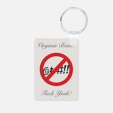 Virginia @#!! Keychains