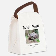 Turtle Totem Gifts Canvas Lunch Bag