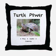 Turtle Totem Gifts Throw Pillow