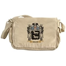 Neilan Coat of Arms - Family Crest Messenger Bag