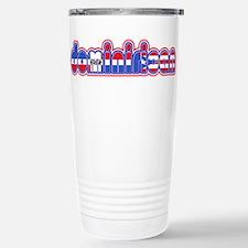 Unique Biracial Travel Mug