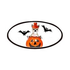 Halloween Chihuahua dog Patch