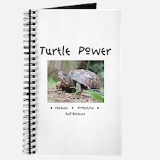 Turtle Power Animal Medicine Journal