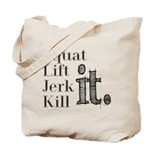 it. Tote Bag
