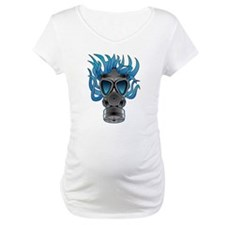 Gas Mask Blue @ eShirtLabs Shirt