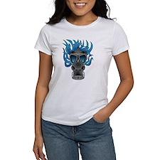 Gas Mask Blue @ eShirtLabs Tee