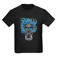 Gas Mask Blue @ eShirtLabs T