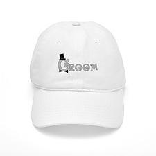 Dressed Up Groom Baseball Cap