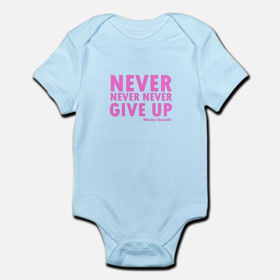 NeverGiveUp Body Suit