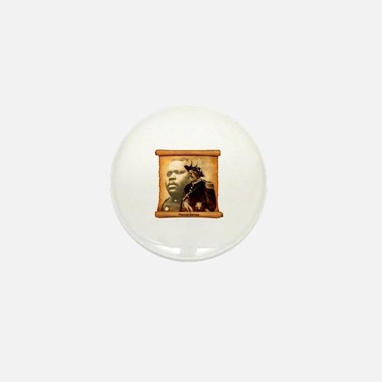 M. Garvey Mini Button