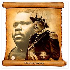 M. Garvey Poster