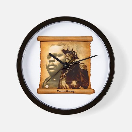 M. Garvey Wall Clock