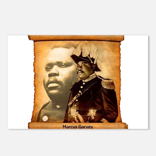 M. Garvey Postcards (Package of 8)