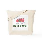 26.2 Baby Marathon Tote Bag