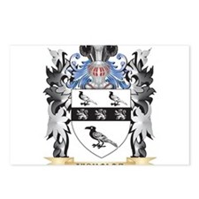 Nicholas Coat of Arms - F Postcards (Package of 8)