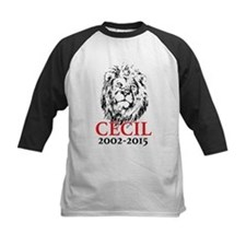 R.I.P. Cecil the Lion Baseball Jersey