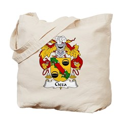 Cieza Family Crest Tote Bag