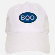 BOO Boone North Carolina Blue/Green Baseball Baseball Cap