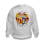 Chanocca Family Crest Kids Sweatshirt