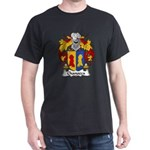Chanocca Family Crest Dark T-Shirt