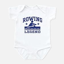 Rowing Legend Infant Bodysuit