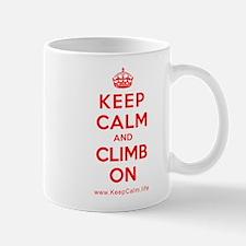 Cute Keep calm and Mug