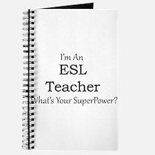 ESL Teacher Journal