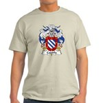 Cazorla Family Crest Light T-Shirt
